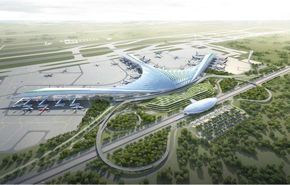 Đồng Nai: Cần khoảng 14.000 lao động phục vụ Sân bay Long Thành giai đoạn 1 - Ảnh 1