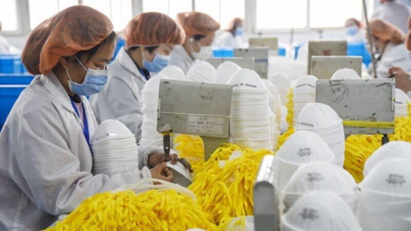 """Hơn 60 công ty Trung Quốc bị chính quyền Mỹ """"thẳng tay"""" rút giấy phép xuất khẩu khẩu trang  - Ảnh 1"""