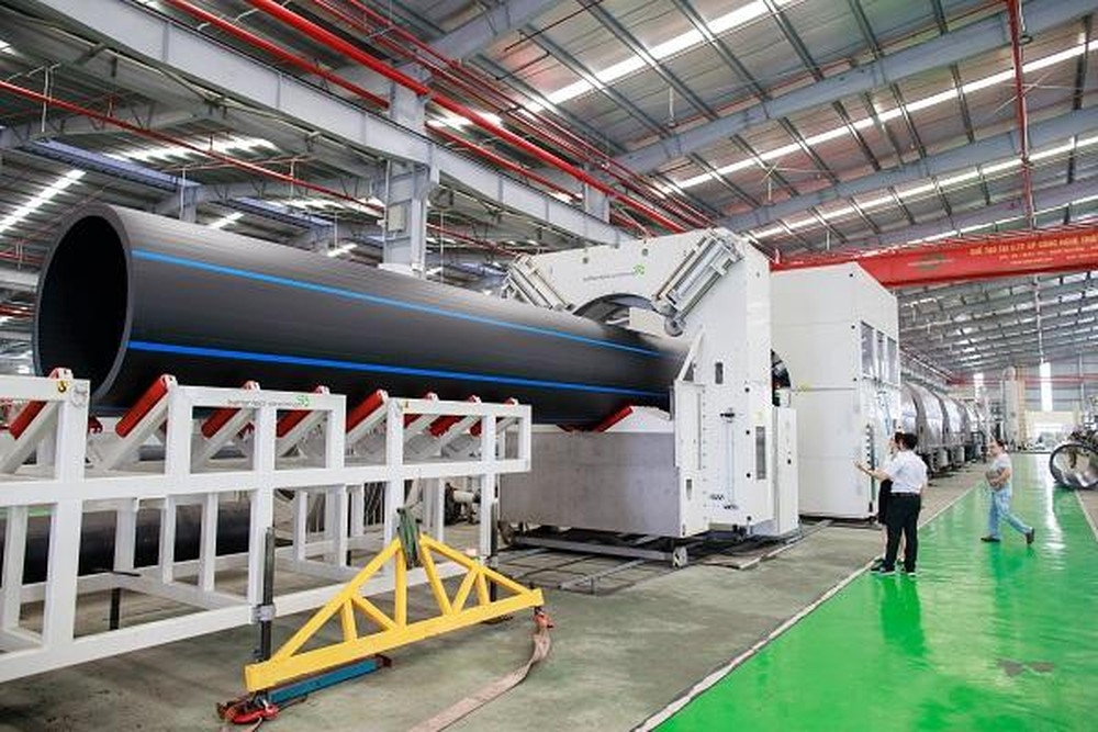 Nhựa Tiền Phong đặt kế hoạch doanh thu hơn 5.000 tỷ đồng - Ảnh 1