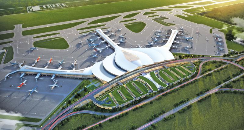 Trình Thủ tướng phê duyệt dự án Sân bay Long Thành trong tháng 6/2020 - Ảnh 1