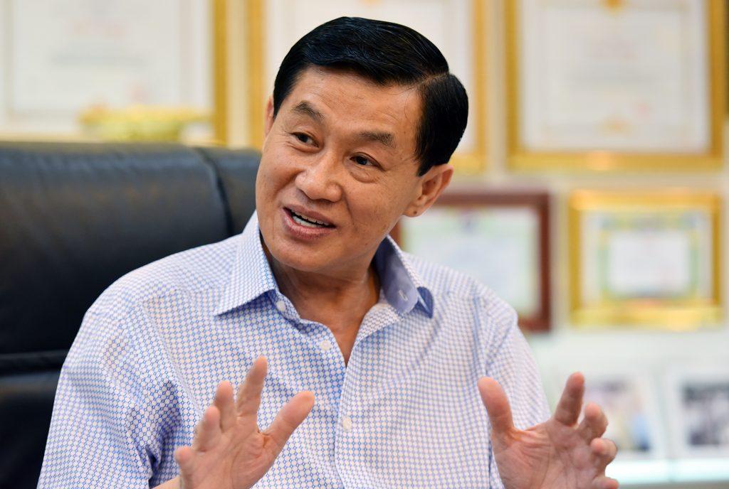 Tập đoàn Liên Thái Bình Dương của Johnathan Hạnh Nguyễn trúng thầu dự án 6.800 tỷ đồng ở Phú Quốc - Ảnh 1