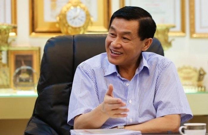 Ông Johnathan Hạnh Nguyễn cam kết thu hút 40 tỷ USD đầu tư vào Bắc Vân Phong - Ảnh 1
