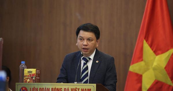 Lãnh đạo VFF chia sẻ dự định gì của bóng đá Việt Nam sau dịch Covid-19? - Ảnh 1