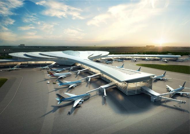 Thủ tướng yêu cầu Đồng Nai sớm giải phóng mặt bằng dự án sân bay Long Thành - Ảnh 1