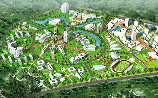 Liên danh Licogi 14 và Licogi 16 trúng thầu dự án khu đô thị gần 2.900 tỷ đồng ở Phú Thọ - Ảnh 1