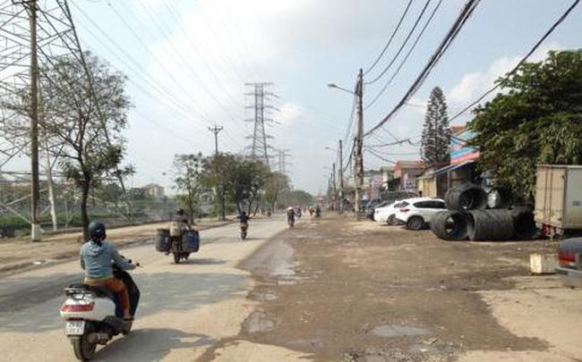 Công bố quyết định thanh tra toàn diện dự án mở rộng đường Nguyễn Tam Trinh - Ảnh 1