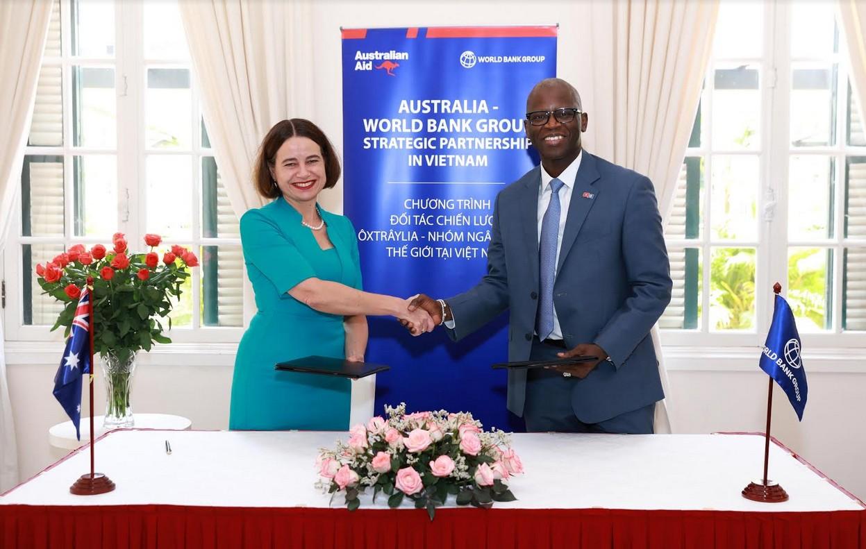 Ngân hàng Thế giới và Australia hỗ trợ Việt Nam phục hồi kinh tế sau đại dịch - Ảnh 1