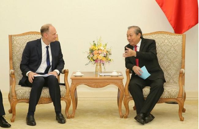 Tập đoàn Hoa Kỳ muốn xây dựng trung tâm R&D lớn nhất tại Việt Nam - Ảnh 1