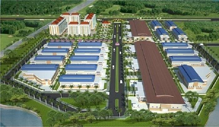 Hưng Yên lập cụm công nghiệp Minh Khai hơn 52 ha - Ảnh 1
