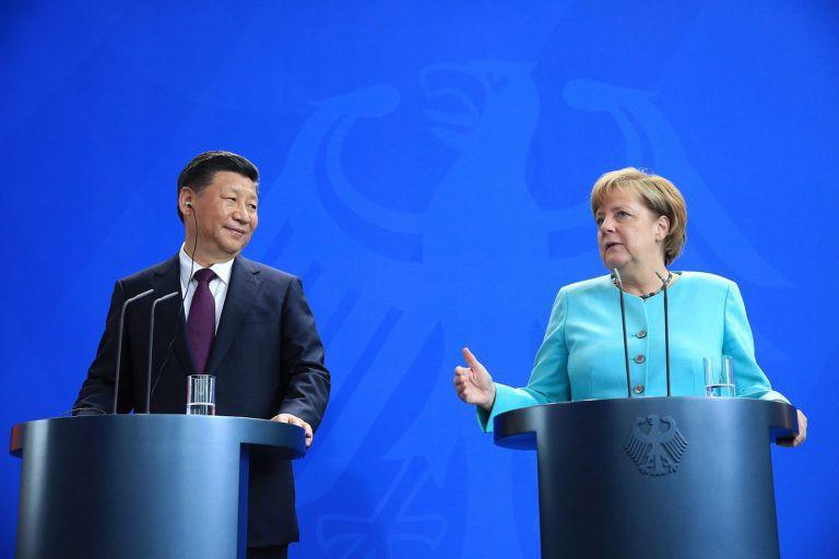 Lịch dự kiến của Thượng đỉnh EU-Trung Quốc tại Đức bị hoãn vì Covid-19 - Ảnh 1