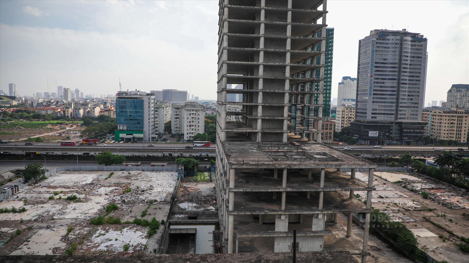 Vicem muốn bán tòa tháp nghìn tỷ tại Cầu Giấy - Ảnh 1