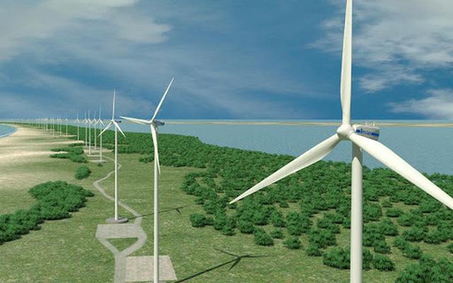 Hà Tĩnh đề xuất bổ sung quy hoạch 4 nhà máy điện gió hơn 16.000 tỷ đồng - Ảnh 1