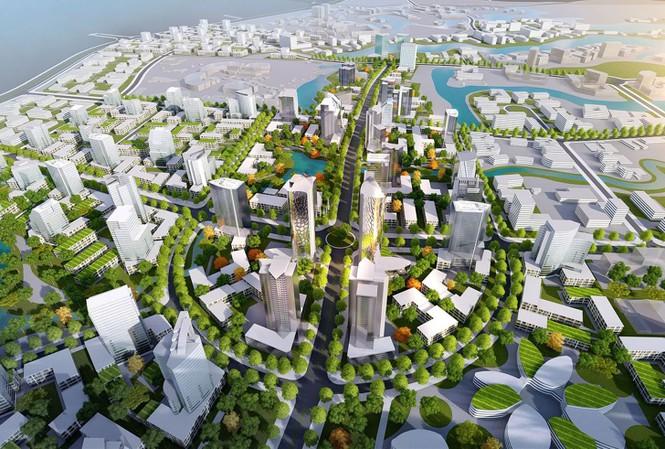 Hà Nội công bố Quy hoạch chung đô thị Hòa Lạc, quy mô khoảng 17.274ha - Ảnh 1