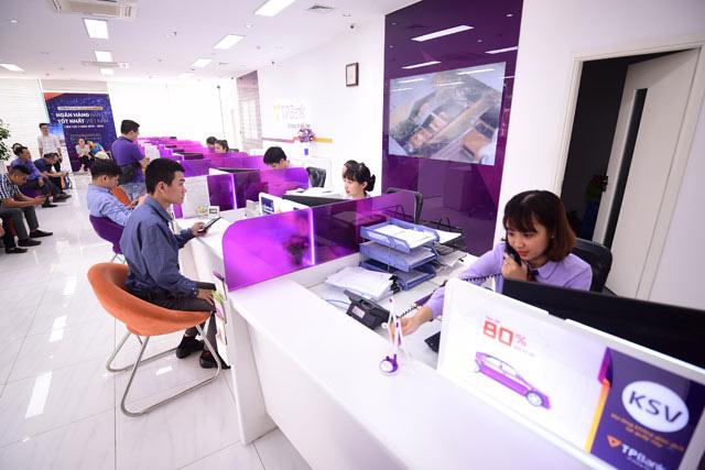 TPBank xin điều chỉnh phương án tăng vốn - Ảnh 1