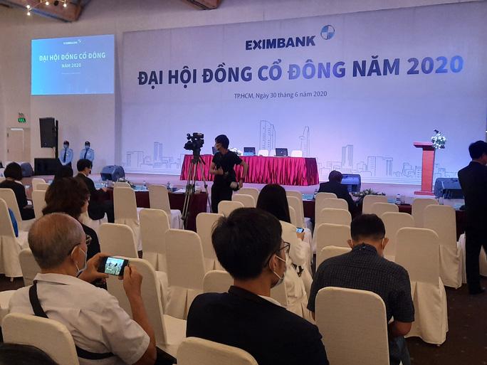 Eximbank lại triệu tập cổ đông dự đại hội thường niên - Ảnh 1