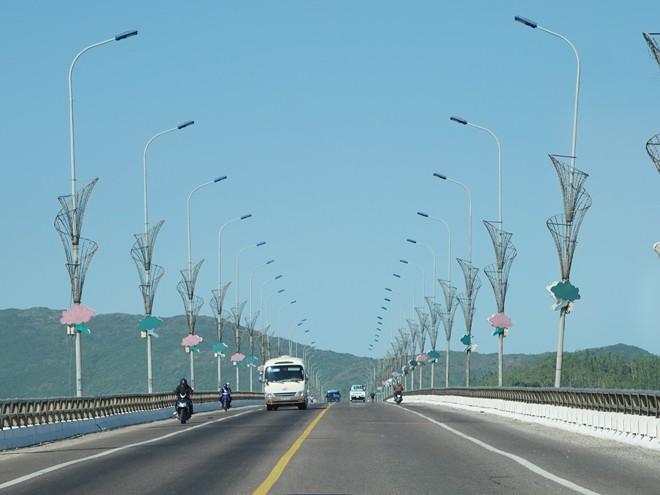 Bình Định chuẩn bị xây dựng cầu Thị Nại 2, kinh phí dự kiến hơn 1.888 tỷ đồng - Ảnh 1
