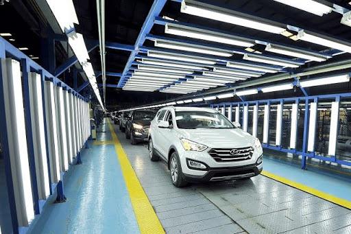 Hyundai Thành Công lãi kỷ lục 4.200 tỷ đồng - Ảnh 1