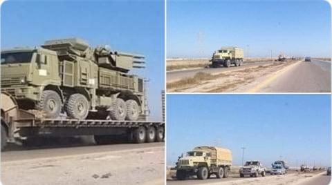 LNA tiếp nhận thêm hệ thống Pantsir-S1 từ Syria  - Ảnh 1