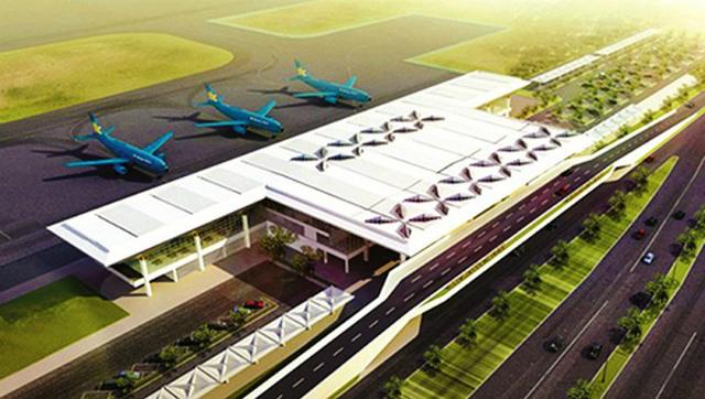 Quảng Trị cần 8.014 tỷ đồng xây mới sân bay  - Ảnh 1