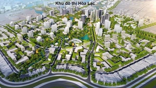 Chủ tịch Hà Nội khẳng định Hòa Lạc sẽ là một trong 5 đô thị vệ tinh lớn - Ảnh 1