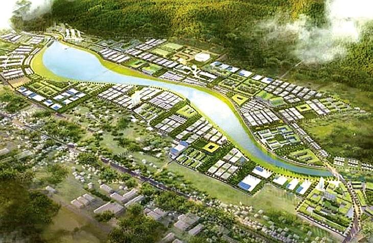 Bình Định công bố danh mục 3 dự án khu đô thị gần 7.000 tỷ đồng - Ảnh 1