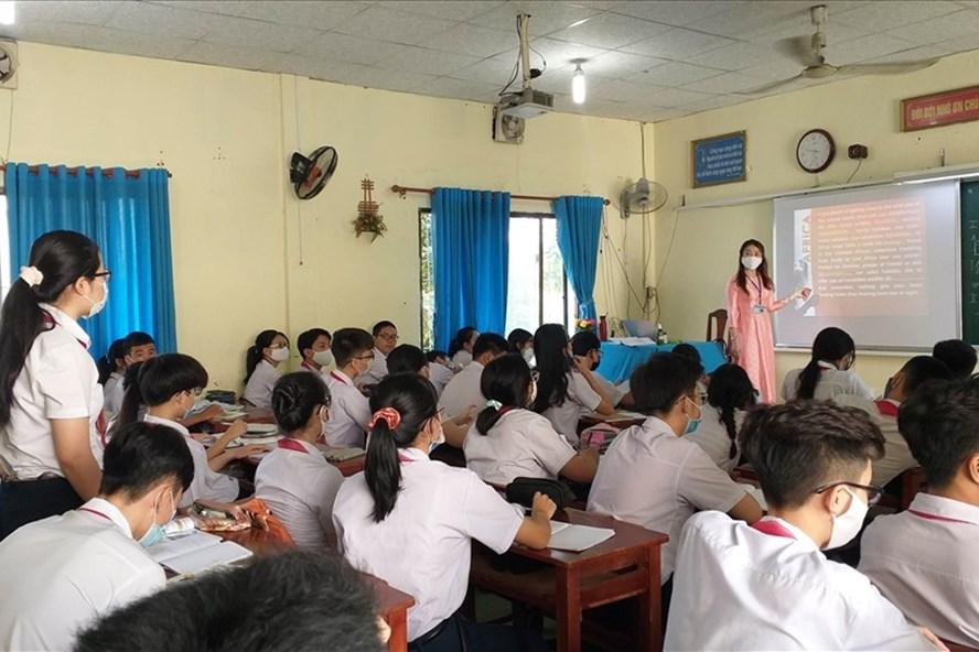 Đà Nẵng cho học sinh nghỉ học, thực hiện giãn cách khi thi tốt nghiệp THPT - Ảnh 1