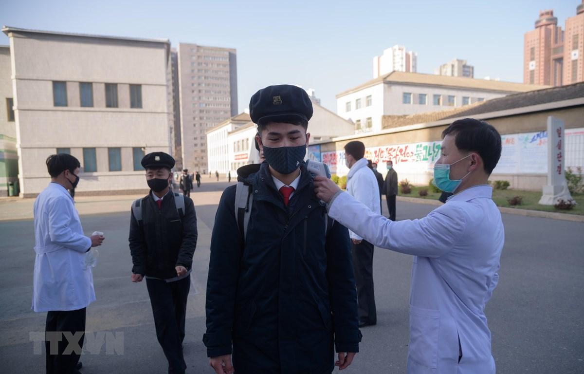 Seoul xác minh tuyên bố của Bình Nhưỡng về tin người đào tẩu nghi mang Covid-19 từ Hàn Quốc vào Triều Tiên - Ảnh 1