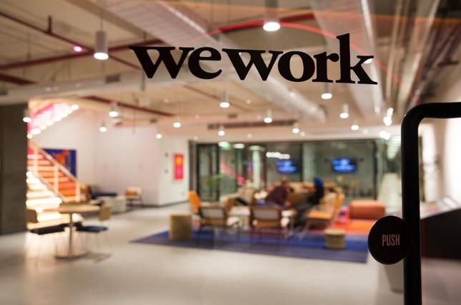 SoftBank rót hơn 1 tỷ USD vào WeWork - Ảnh 1