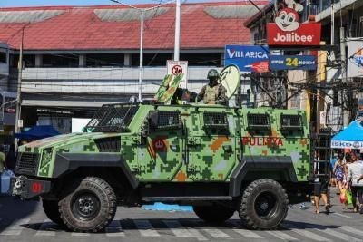 Philippines: Xả súng vào đoàn xe hộ tống khiến ít nhất 8 người thiệt mạng - Ảnh 1