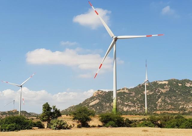 GEG muốn đầu tư hai dự án điện gió ở Tiền Giang và Gia Lai có tổng công suất 150 MW - Ảnh 1
