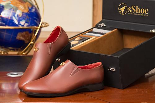 Starup Việt sáng tạo giày da sang trọng, lịch sự nhưng êm chân như giày thể thao - Ảnh 2