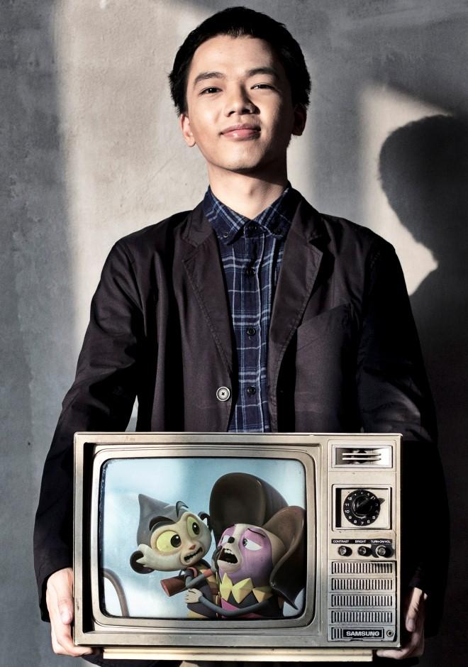 Nguyễn Phi Phi Anh làm phim hoạt hình Việt: 'Muốn thành công phải chạm được vào trái tim khán giả' - Ảnh 2