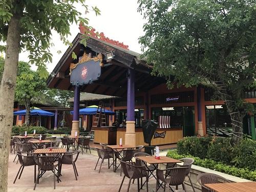 Tất cả đã sẵn sàng cho một Không gian ẩm thực lớn nhất Đà Nẵng khai trương - Ảnh 1