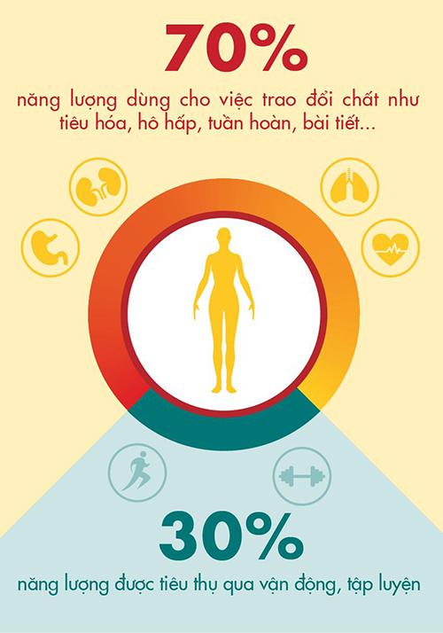 Tại sao ráng tập thể dục vẫn khó giảm cân, giảm mỡ bụng? - Ảnh 1