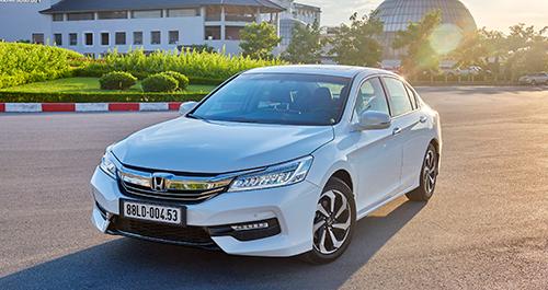 Honda Việt Nam triển khai chương trình khuyến mại hấp dẫn dành cho khách hàng mua xe Honda CR-V và Honda Accord - Ảnh 2