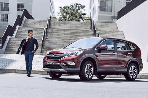 Honda Việt Nam triển khai chương trình khuyến mại hấp dẫn dành cho khách hàng mua xe Honda CR-V và Honda Accord - Ảnh 1