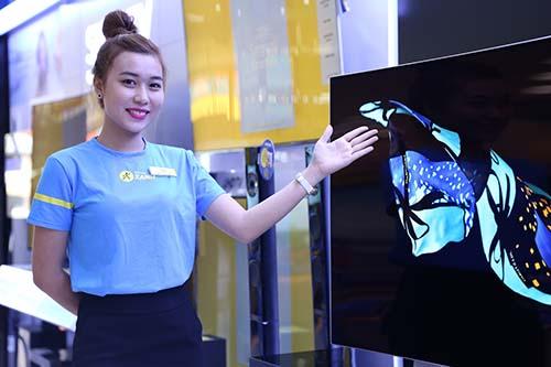 """""""Đóng đinh"""" với mác bán TV nhưng thị phần Điện máy Xanh còn tăng mạnh ở mảng bán máy lạnh, tủ lạnh, máy giặt - Ảnh 1"""