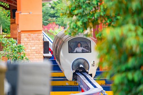 Sun World Danang Wonders (Asia Park) giảm 50% giá vé cho học sinh đi theo đoàn - Ảnh 5