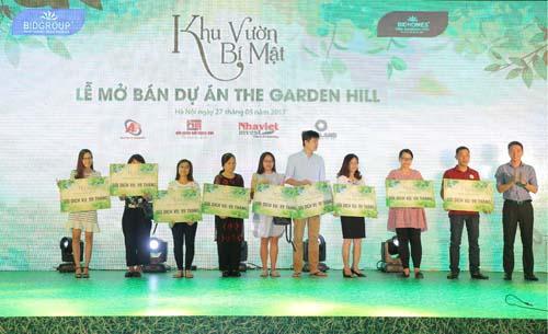 Chiết khấu lên đến 9,99% khi mua căn hộ The Garden Hill- 99 Trần Bình - Ảnh 1