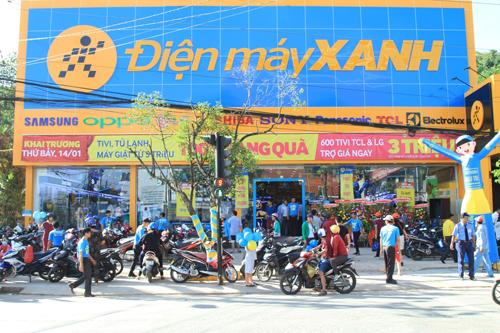 Thị trường điện máy nhìn từ Điện máy Xanh Phú Quốc - Ảnh 1
