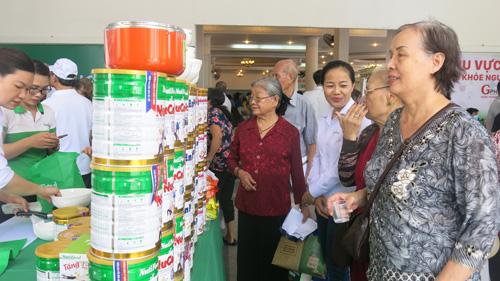 NutiFood chăm sóc dinh dưỡng cho người cao tuổi - Ảnh 4
