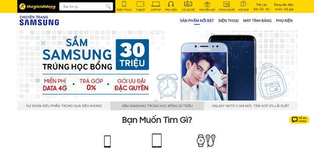Thế Giới Di Động trao thưởng Camry 1,1 tỷ đồng cho khách mua Samsung - Ảnh 2