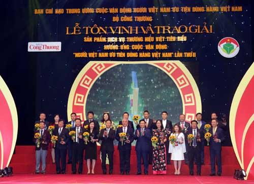 VietinBank: Top 10 Doanh nghiệp có dịch vụ thương hiệu Việt xuất sắc - Ảnh 1