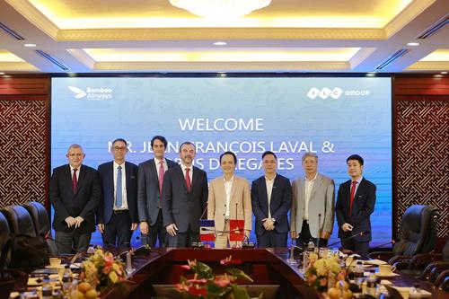 FLC và Airbus đạt được thoả thuận 3 tỷ USD mua 24 máy bay cho Bamboo Airways - Ảnh 3