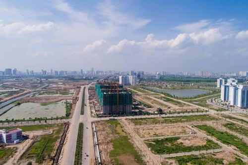 Tuyến đường nghìn tỷ Nguyễn Xiển – Xa La kết nối với Khu đô thị Thanh Hà sắp hoàn thành - Ảnh 3