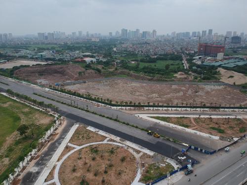 Tuyến đường nghìn tỷ Nguyễn Xiển – Xa La kết nối với Khu đô thị Thanh Hà sắp hoàn thành - Ảnh 5