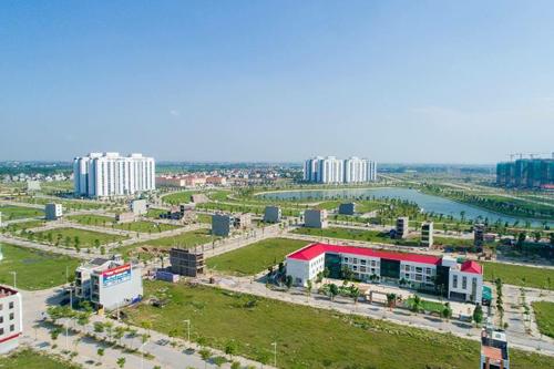 Hồ điều hòa – Lá phổi xanh trong lòng khu đô thị Thanh Hà Mường Thanh - Ảnh 3