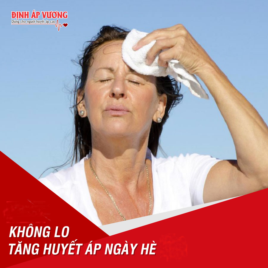 Ngăn chặn tăng huyết áp gây đột quỵ não khi nắng nóng bằng cách nào? - Ảnh 1