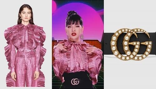"""Soi loạt đồ hàng hiệu giá cả tỷ đồng mà Chi Pu """"chịu chi"""" trong MV đầu tay - Ảnh 11"""