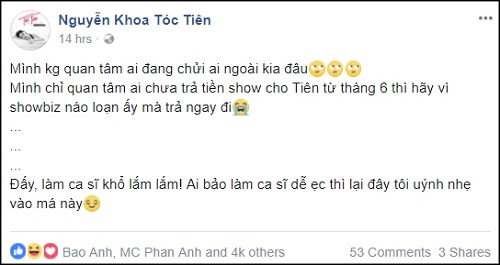 """Loạt sao Việt treo status khi Chi Pu """"chào sân"""" MV đầu tay trong vai trò ca sĩ - Ảnh 7"""